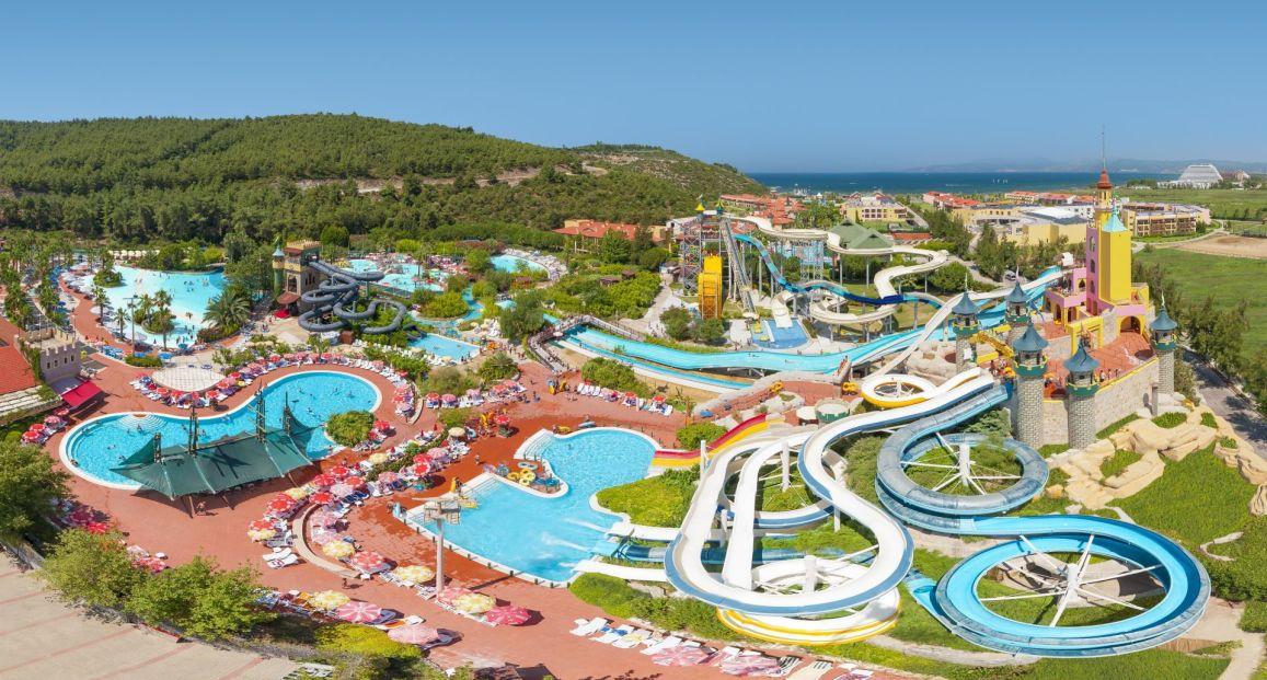 аквапарк Турция