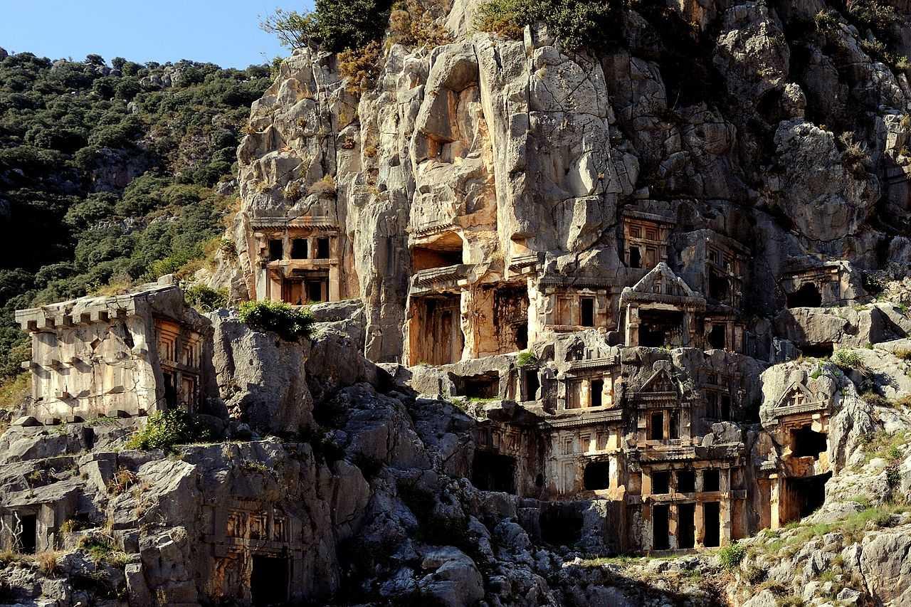 Демре, Турция