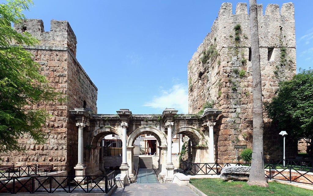 Старый город Калеичи Анталия Турция