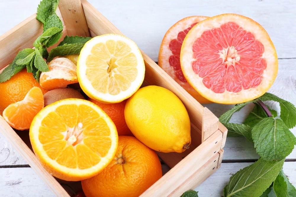 Фрукты, богатые витамином С