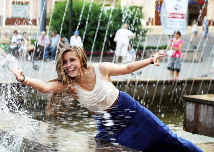 10 способов не страдать в летнюю жару