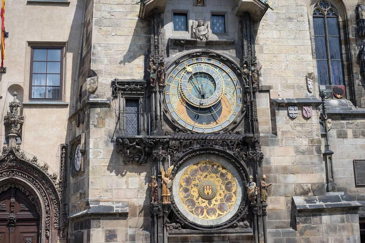 8 удивительных достопримечательностей Праги Пражские куранты