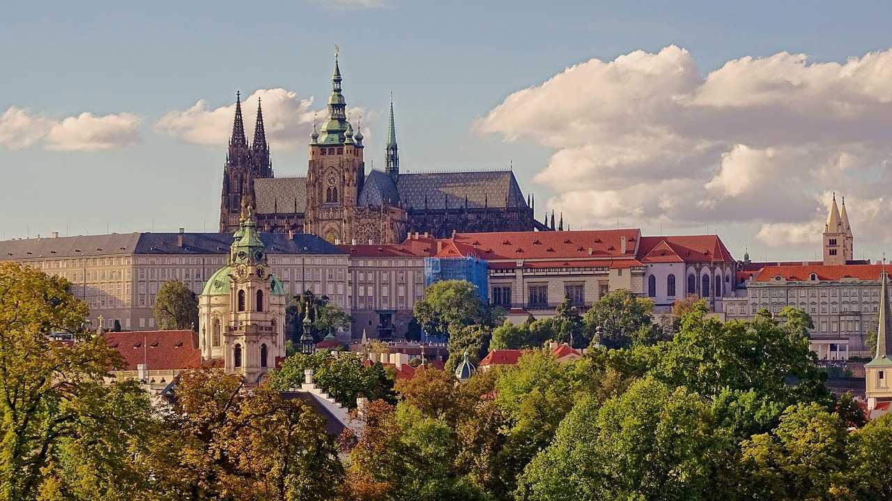 8 удивительных достопримечательностей Праги Пражский замок