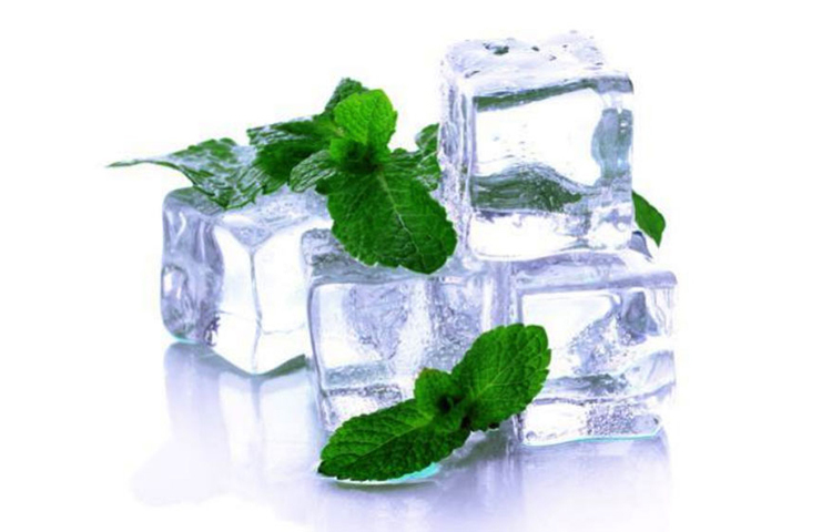 Домашние средства от расширенных пор - Кубики льда