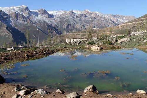 Гора Демавенд, Иран