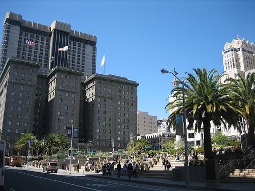 Гостиница Св. Франциска Вестин – Сан-Франциско, США