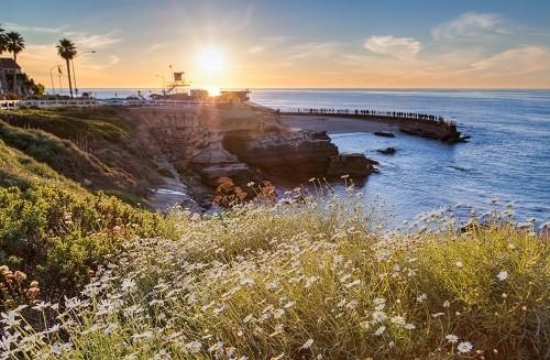 Сан-Диего, Калифорния - США