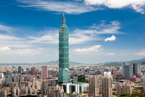 Тайбэй 101 – Тайбэй, Тайвань