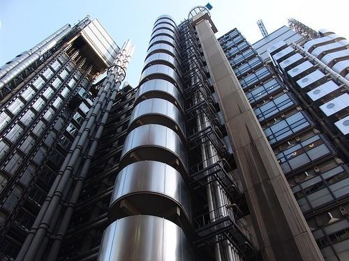 Здание Ллойдс – Лондон, Великая Британия