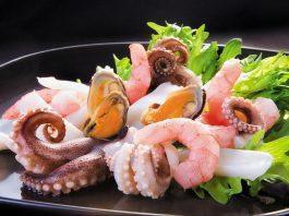 10 причин, чтобы есть морепродукты