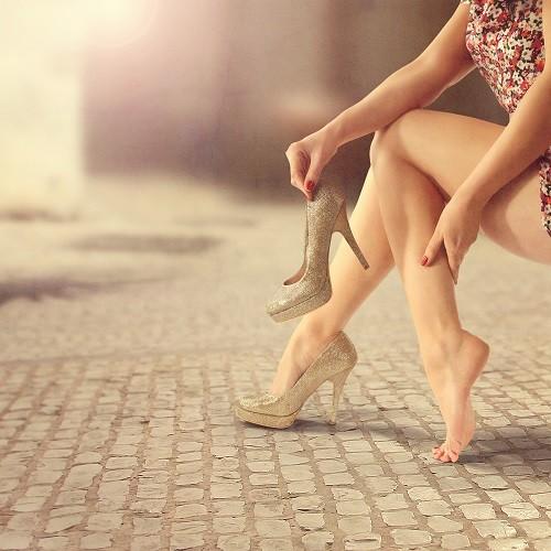 Бритые/не бритые ноги