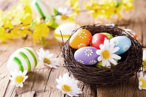 Как Украсить Пасхальное Яйцо?