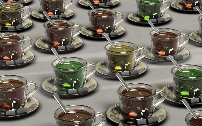 травяной чай для укрепления иммунной системы