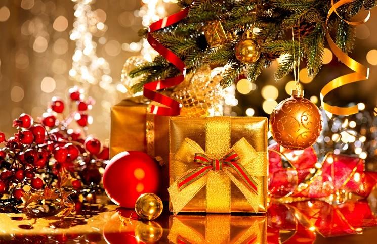 10 Удачных Новогодних Подарков