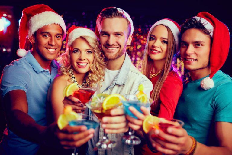 17 лучших новогодних коктейлей