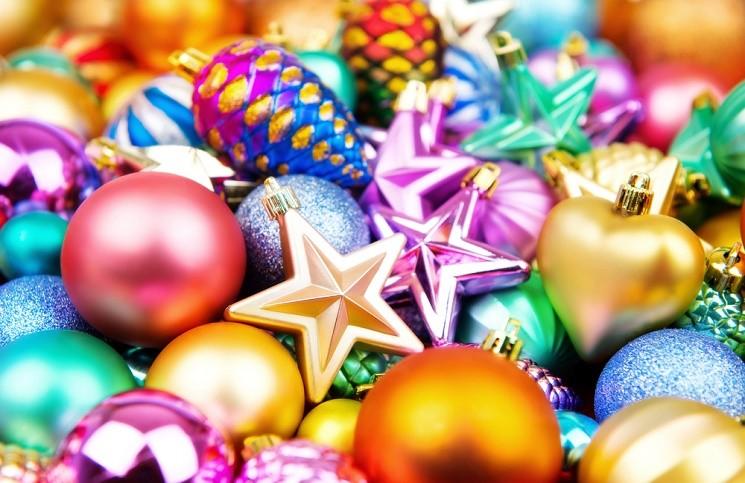 6 Видов Новогодних Украшений