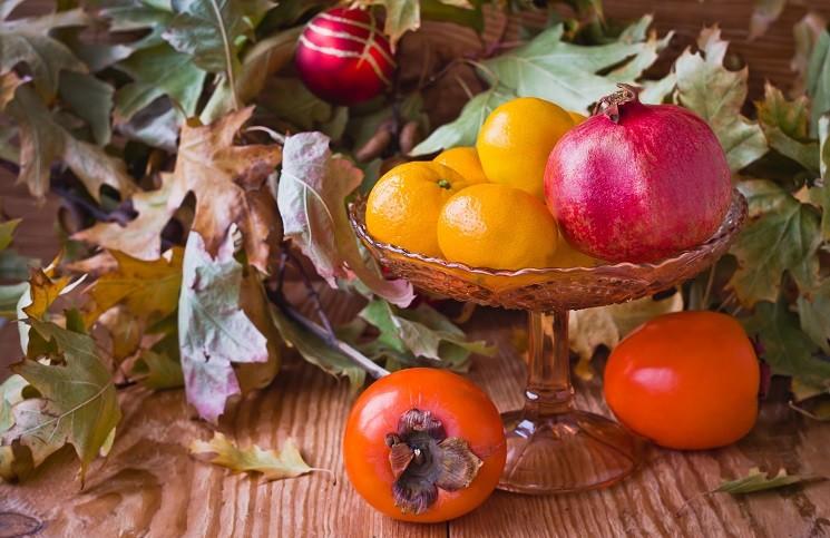 8 Способов Здорового Питания в Новом Году