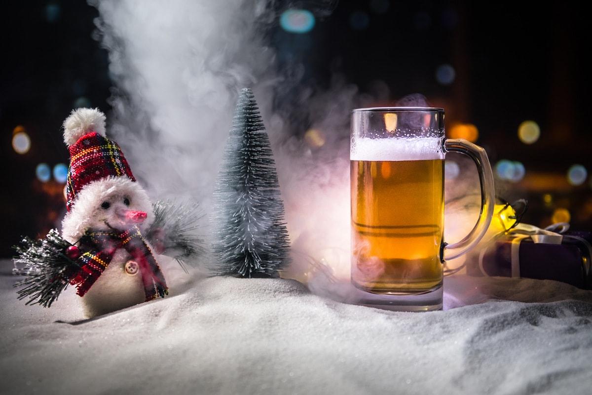 Горячее хмелевое пиво 17 лучших новогодних коктейлей