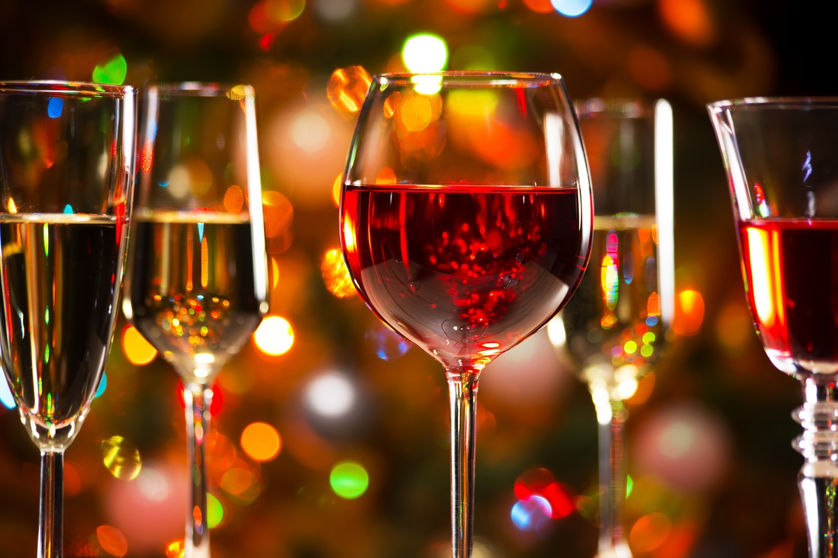Классический шампанский коктейль 17 лучших новогодних коктейлей