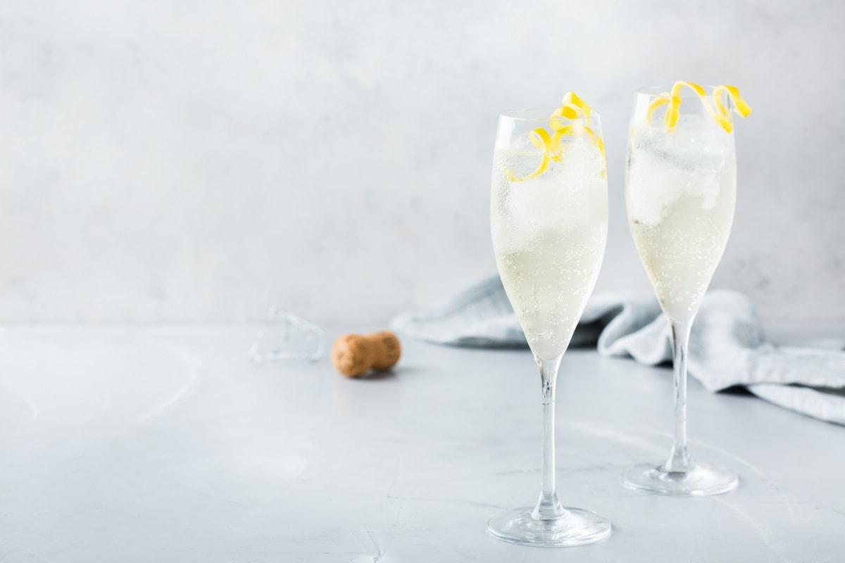 Новогодний коктейль на основе шампанского17 лучших новогодних коктейлей