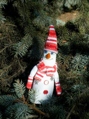 Снеговики «Новогодняя парочка»