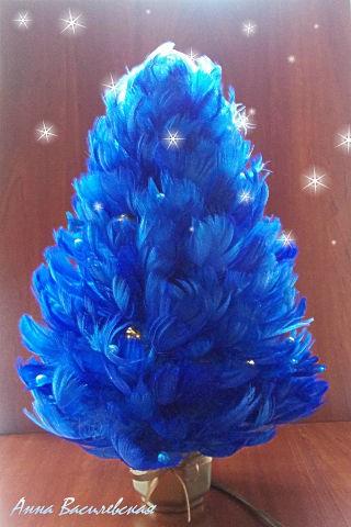 Новогодняя елочка с подсветкой