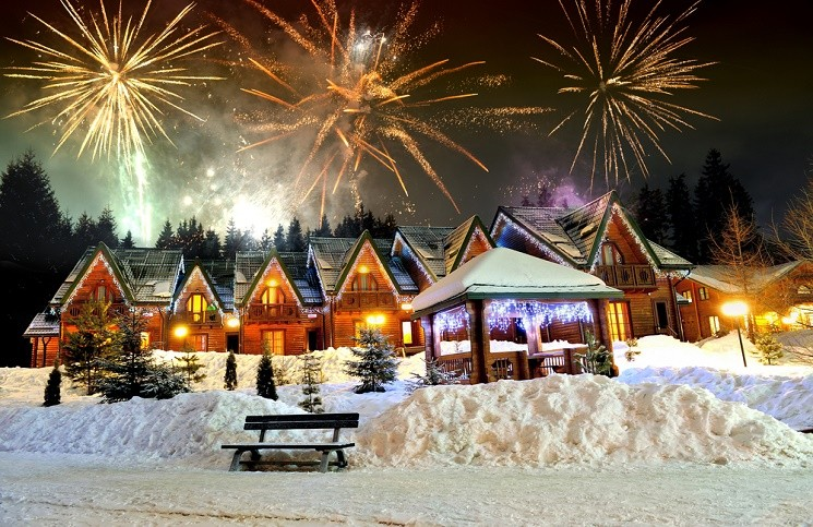 Как Выбрать Фейерверк для Новогодней Ночи?