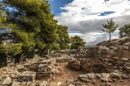Фестский дворец, Крит