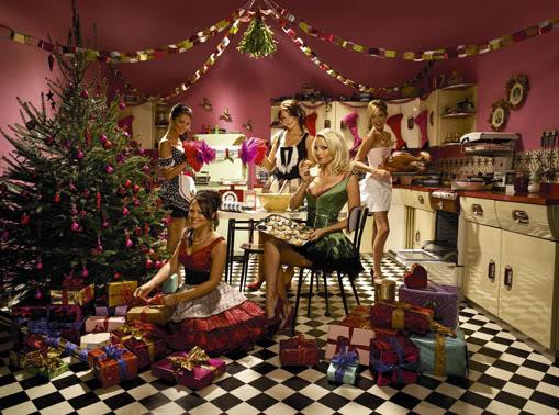 Jingle Bell Rock – Girls Aloud