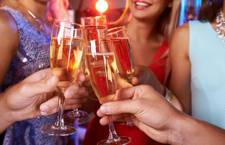 Как НЕ Опьянеть в Новый Год?