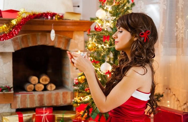 9 Лучших Вариантов Новогодней Прически