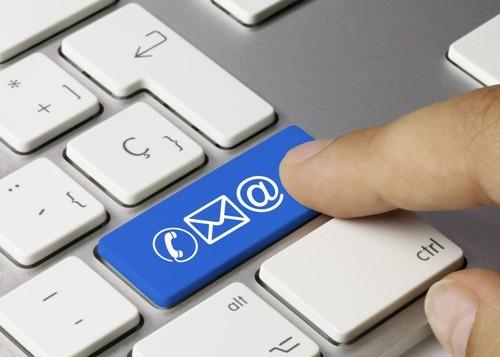 Отправка электронной почты