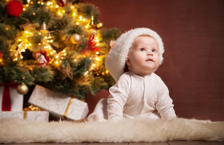 Первый Новый Год для Малыша