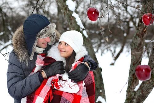 12 Идей Романтических Свиданий Зимой