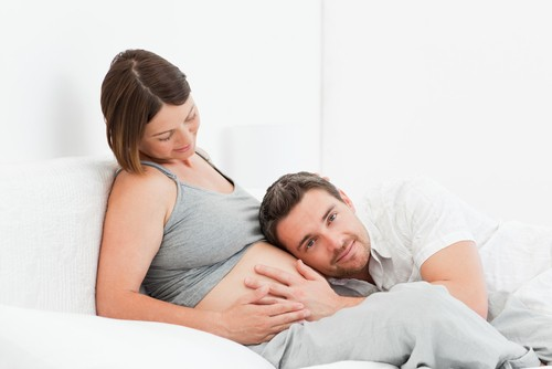 Не могу терпеть беременную жену 37