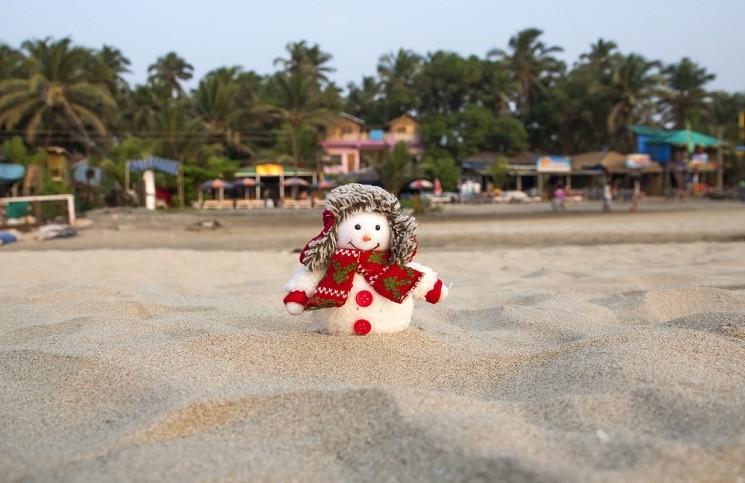 10 Лучших Мест Индии Для Встречи Нового Года