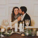 Зимняя свадьба 43