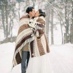 Зимняя свадьба 27
