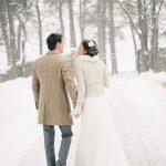 Зимняя свадьба 29
