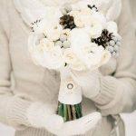 Зимняя свадьба 30