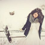 Зимняя свадьба 35