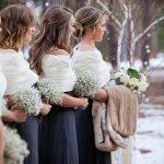 Зимняя свадьба 33