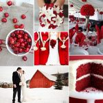 Зимняя свадьба 12