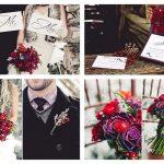 Зимняя свадьба 7