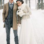 Зимняя свадьба 24