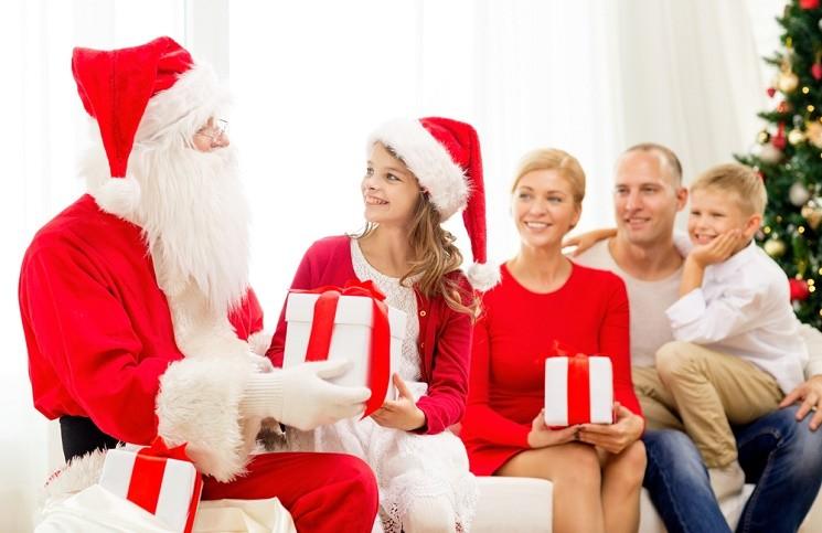 Как Подготовить Ребенка к Встрече с Дедом Морозом?