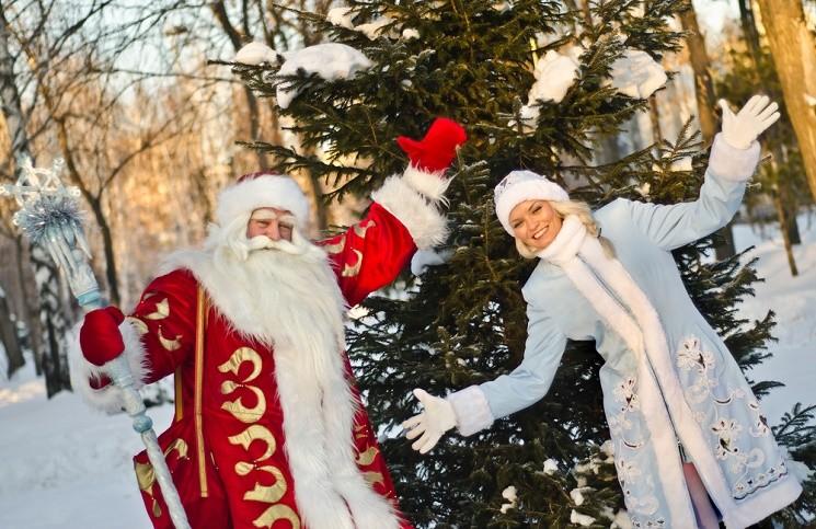 Как Выбрать Деда Мороза на Новый Год?