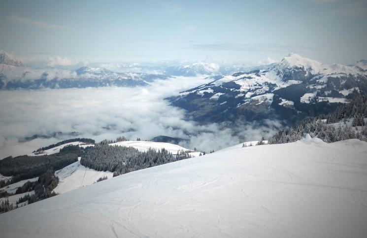 Кицбюэль, Австрия