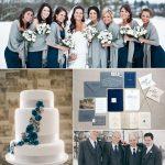 Зимняя свадьба 19