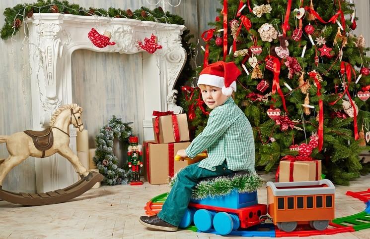 Новогодние игрушки с сердцем и душой Коники-поники